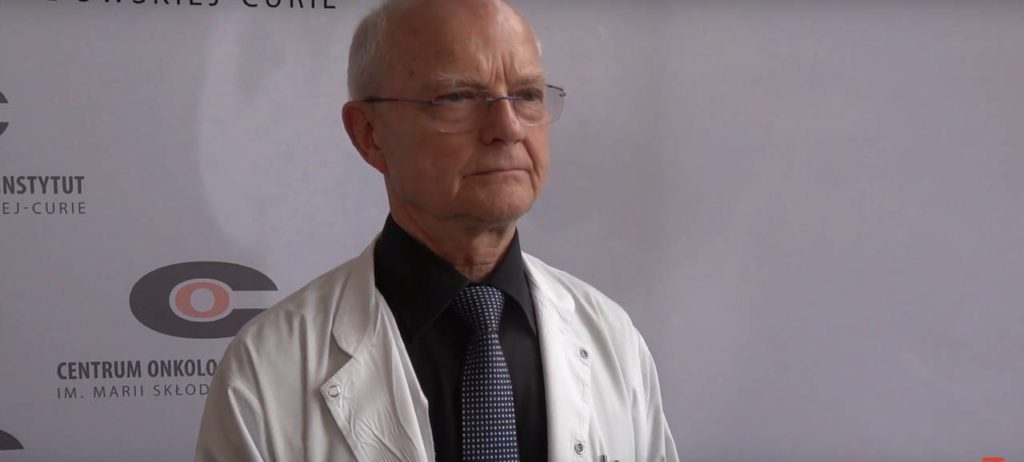 dr Janusz-Meder, prezes Polskiej Unii Onkologii, członek Rady Programowej STUDIOMED TV